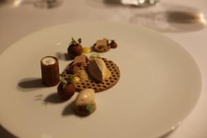 'Jivara lacte' Valrhona Cacahuètes | kaffir | caramel