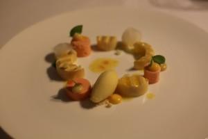 Chocolat blanc Gingembre | agrumes