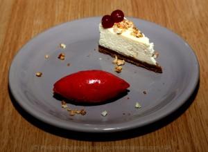 cheese cake she's cake par Séphora
