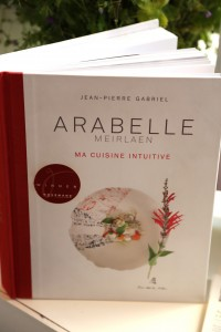 Le livre d'Arabelle Meirlaen