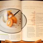page d'exemple Cuisine a&d