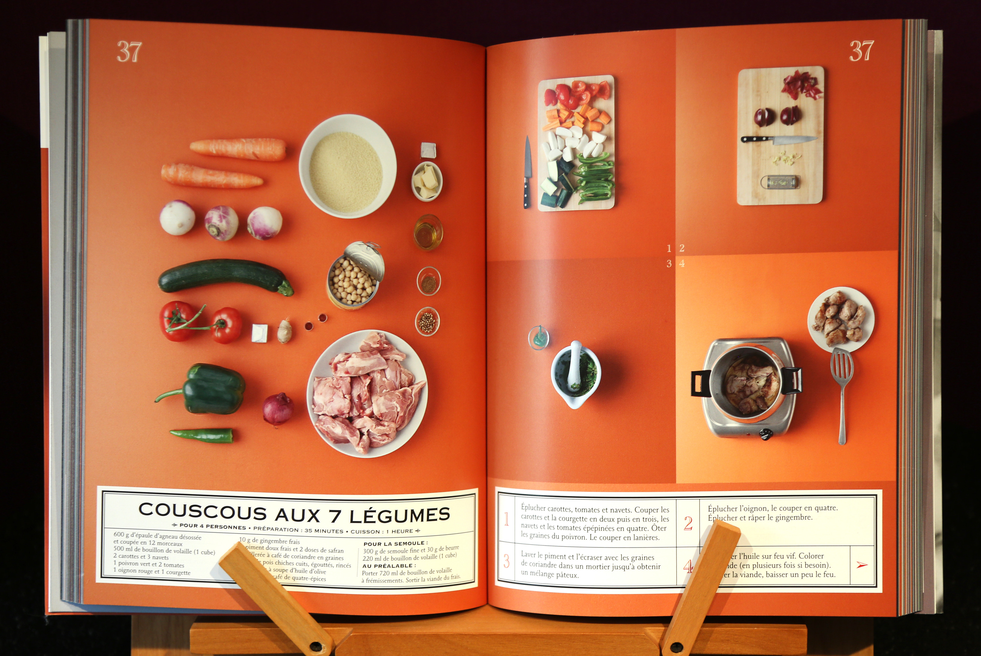 Biblioth que les gourmantissimes - Mon cours de cuisine marabout ...