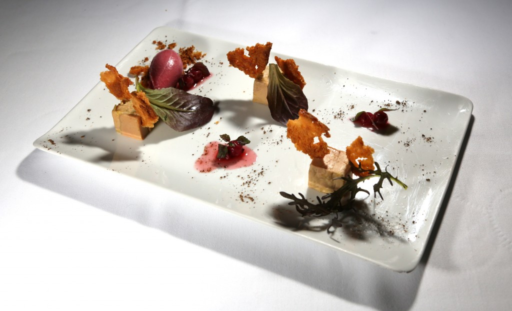 foie gras froid