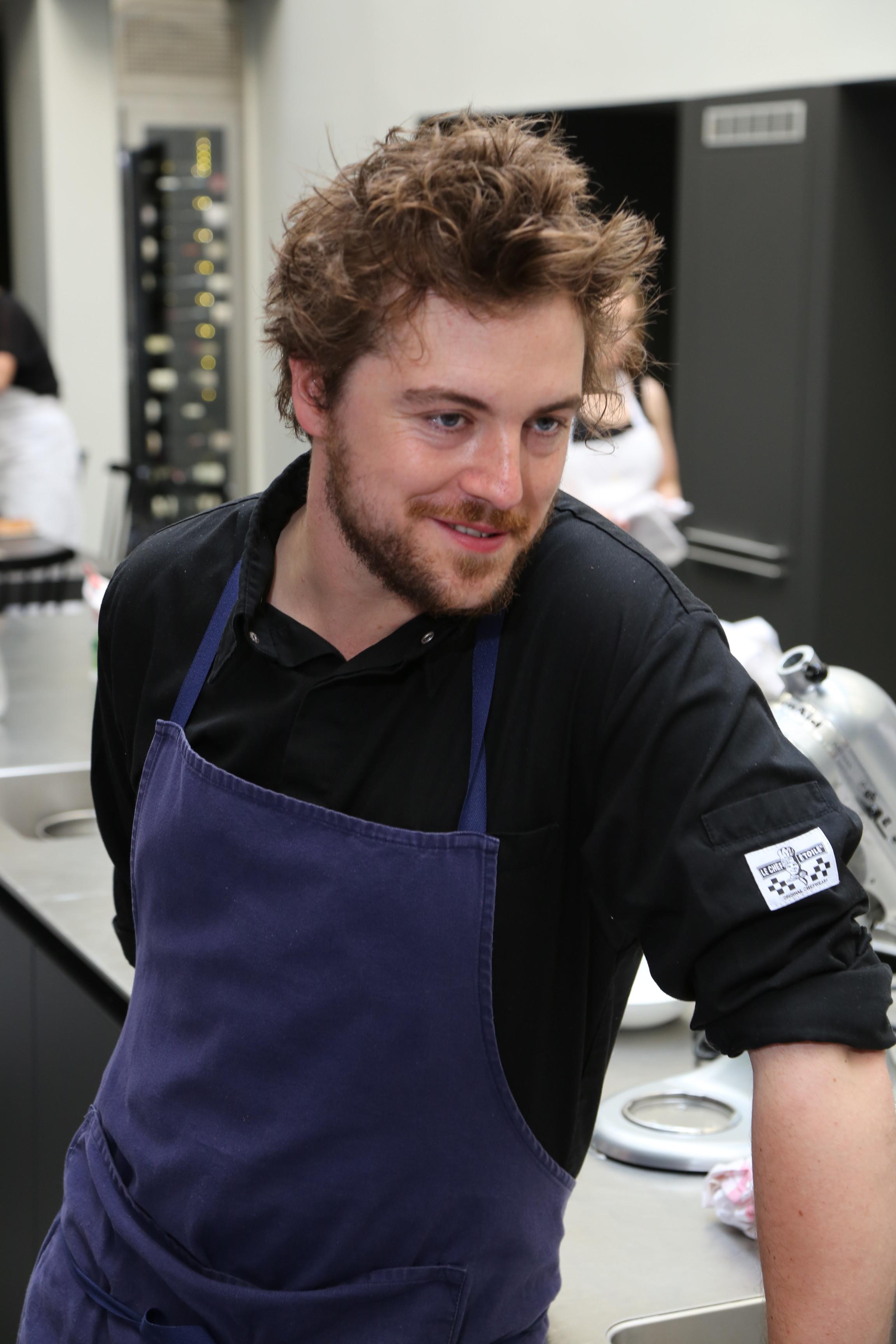 Stage De Cuisine Avec Florent Ladeyn Finaliste Top Chef - Cours de cuisine paris cyril lignac
