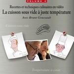 DVD: la cuisson sous vide à juste température