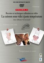 Cuisson sous vide basse temp rature les gourmantissimes - La cuisine sous vide joan roca ...