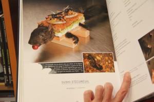 Montreal - Sushi d'écureuil