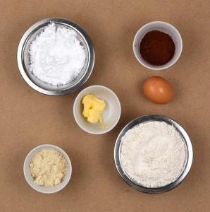 Ingrédient pâte au chocolat