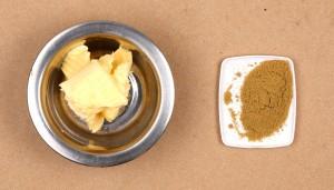 Ingrédients beurre d'anis