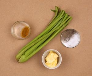 ingrédients bâtons de céleri
