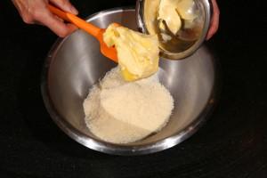 Ajoutez le beurre