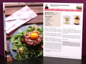 Exemple de recette