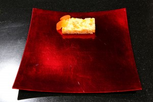Décorez avec un ou deux abricots secs