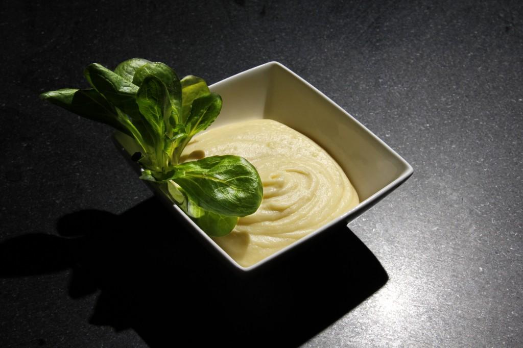 La purée de pommes de terre de Joël Robuchon