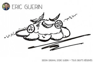 Le défi d'Eric Guérin, chef étoilé