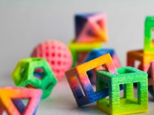 sucre en 3D