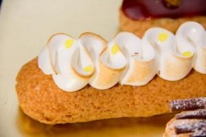 Eclair tarte citron