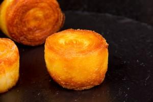 Pommes de terre croustifondantes, cuites basse température de Thierry Marx