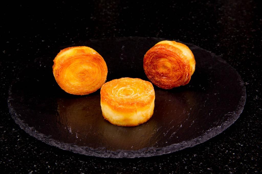 Pommes de terre croustifondantes