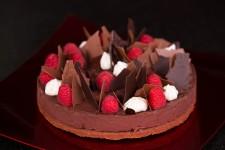 Inspiration framboise chocolat