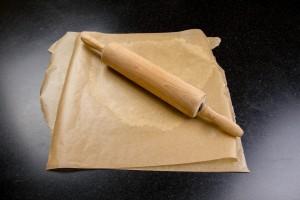 Étalez avec une rouleau à pâtisserie