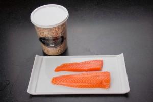 ingrédients poisson