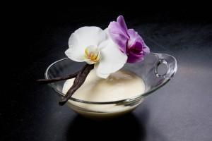 Crème anglaise sous vide inratable