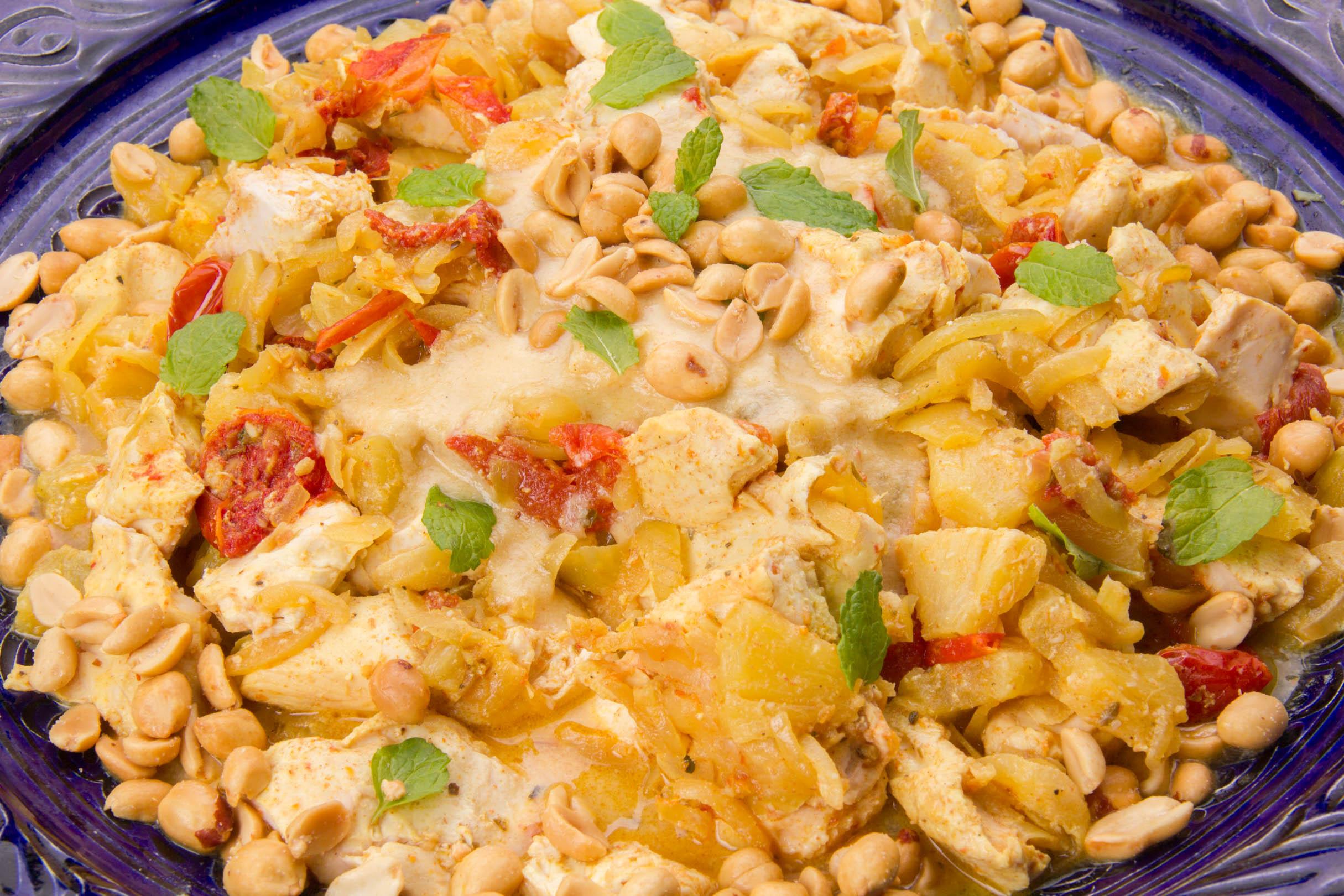 Curry de poulet moelleux basse temp rature les - Cuisiner des blancs de poulet moelleux ...