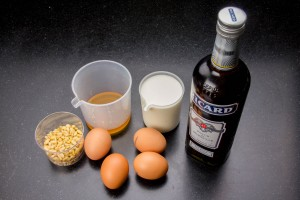 Ingrédients crème délice