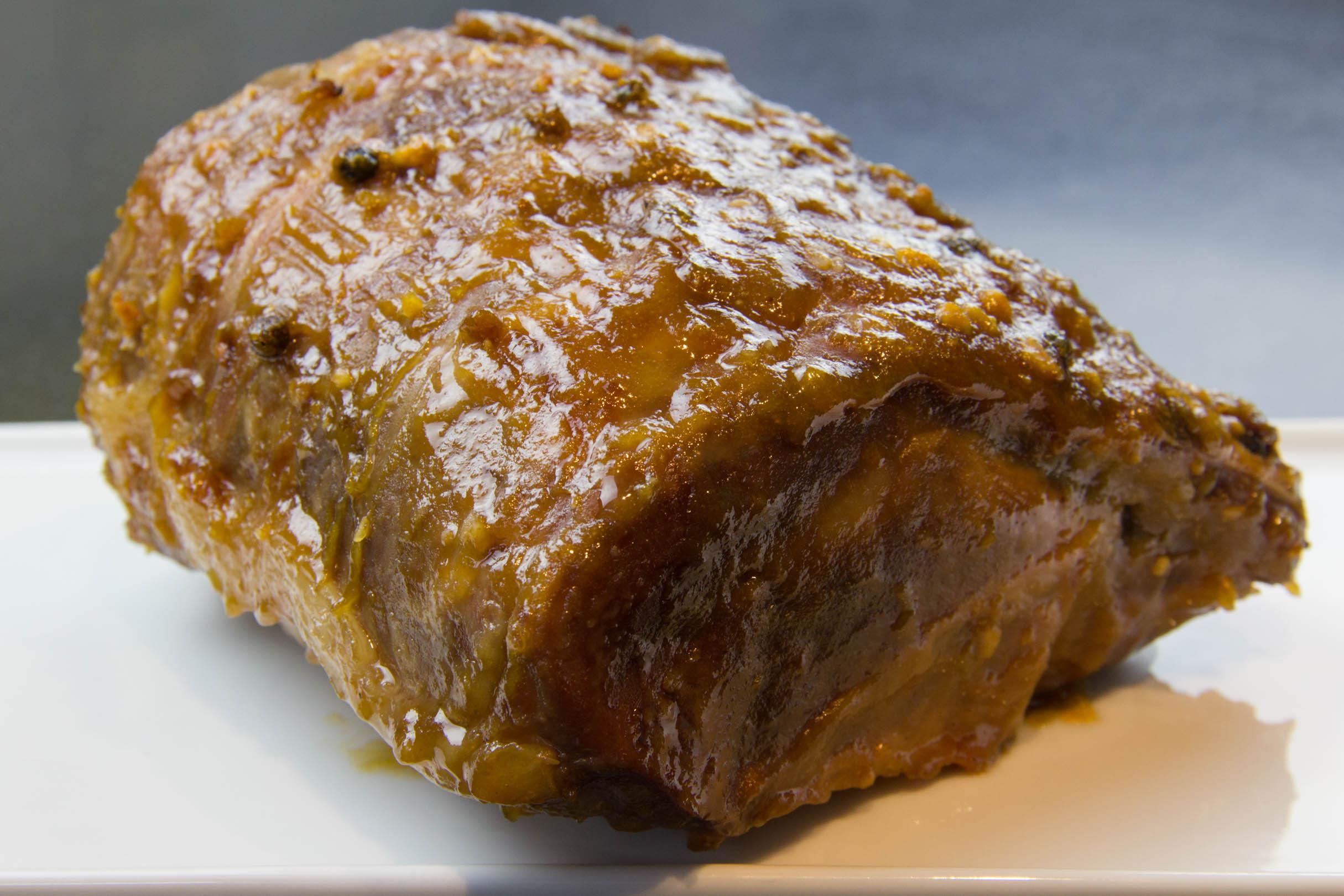 Porc laqu aux cacahu tes sous vide basse temp rature les gourmantissimes - Cuisine basse temperature recettes ...