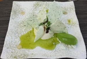 Dessert végétal