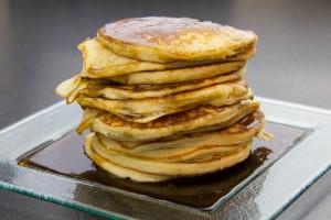 Les pancakes soufflés de mon amie Sara