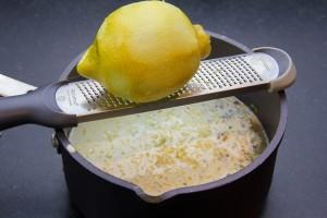 Zestez le citron dans cette préparation