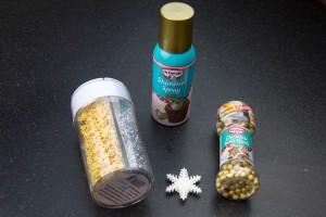 Décorations de Noël pour gateaux