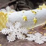 Ma bûche de Noël: L'Etoile scintillante