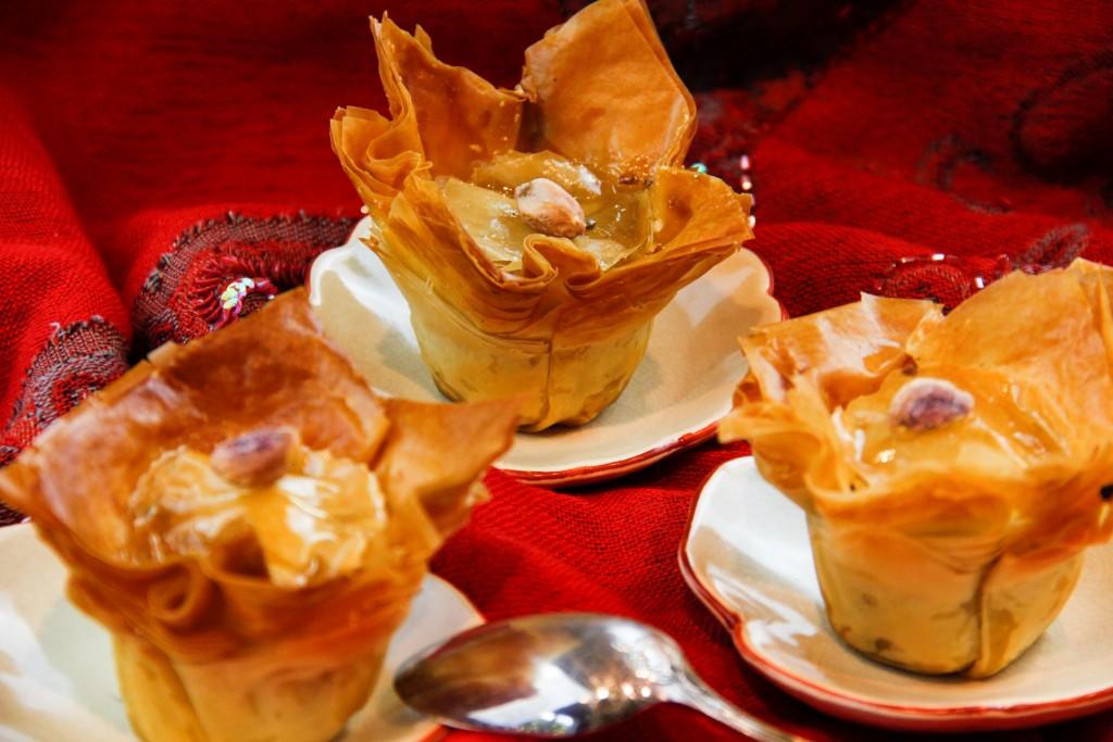 Le Baklava, le sultan des gâteaux