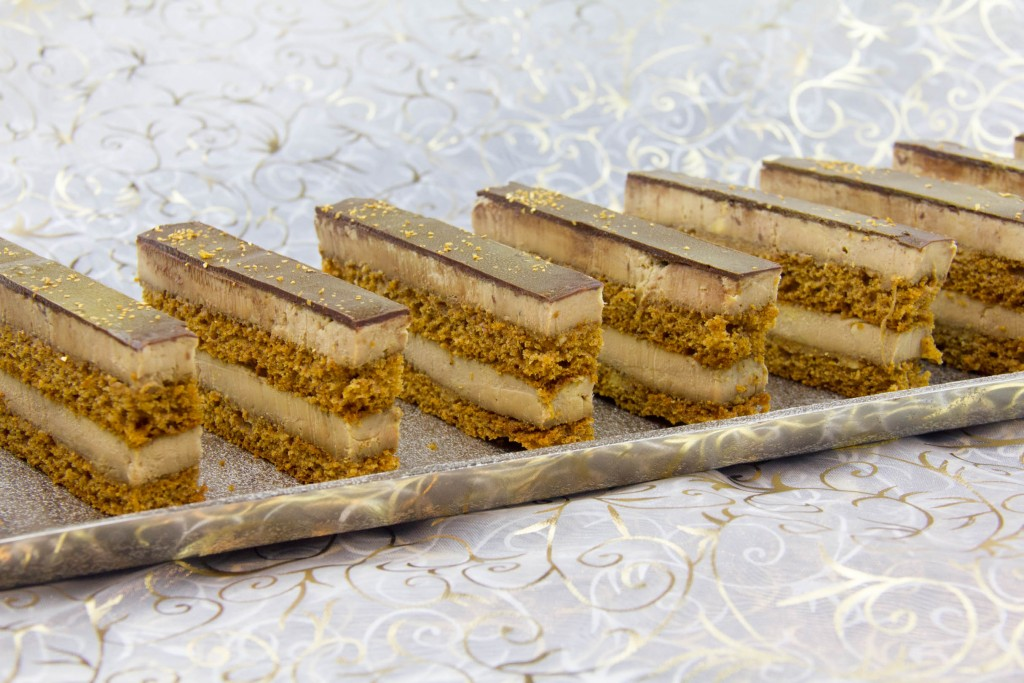 """Foie gras façon """"Opéra"""""""
