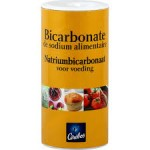 bicarbonate de sodium alimentaire