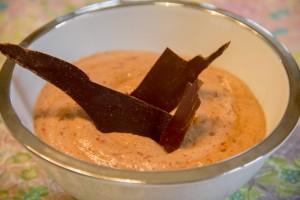 Nuage chocolat et son ingrédient mystère…