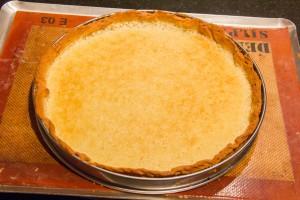 Enfournez encore 15 à 20 mn à 170°( la crème doit être légèrement dorée).