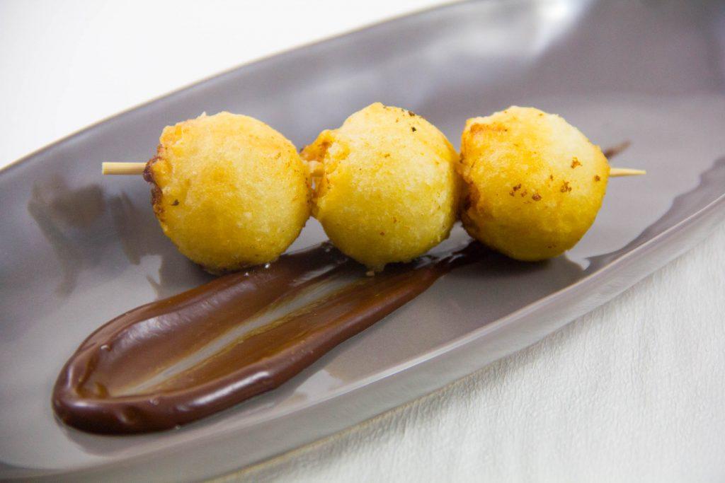 Beignets à la vanille de Philippe Conticini (recette en vidéo)