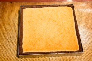 Réenfournez pour 8 à 10 mn de cuisson toujours à 180°. Laissez refroidir à température ambiante sans démouler