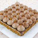 Tarte chocolat et noisettes de Gaetan Friard