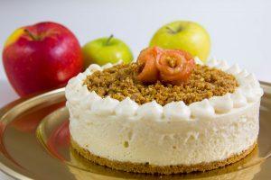 Ma jolie tarte aux pommes façon Tatin