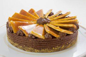 Dobos Torta (Épreuve de Mercotte, le Meilleur Pâtissier)