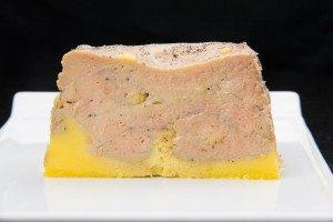 Terrine de foie gras maison basse température