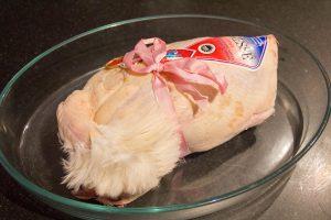 The poulet de Bresse