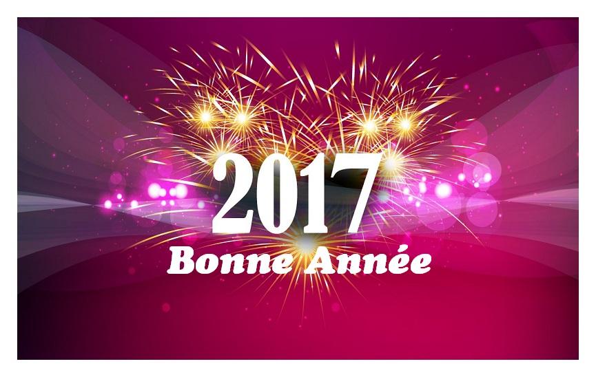 Bonne ann e 2017 les gourmantissimes - Creer une carte de voeux gratuite a imprimer ...