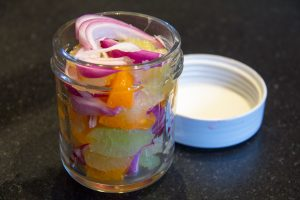 Pickles d'agrumes