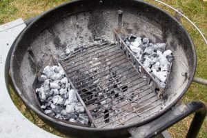 Préparez votre barbecue en cuisson indirecte